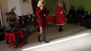 Festa de Natal 2016 no Lar Santa Catarina - Reboleiro