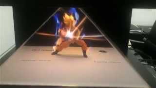 ZW Design - Holografia Goku - Dragon Ball Z