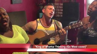 "NEW ""King of Wishful Thinking (Go West cover)"" by Eric Himan and the Soultre' Singers!"