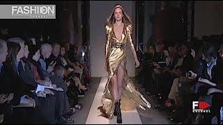 BALMAIN Fall 2010 Paris - Fashion Channel
