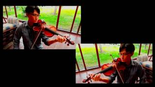 Min Lee  (violín cover ) / Bad day - Daniel Powter
