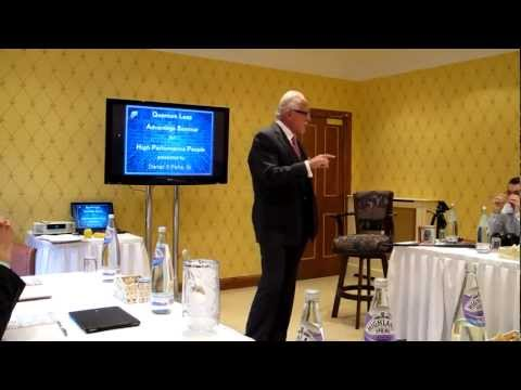 Dan Pena May 2012 QLA Castle Seminar – Day 1