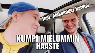 Kumpi mielummin? feat. Aleksander Barkov