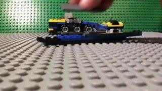 Lego Creator 2/3 Vehicle Transporter 31033 Speed Build