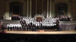 MMEA Central District SR Festival Chorus, Aurora Borealis