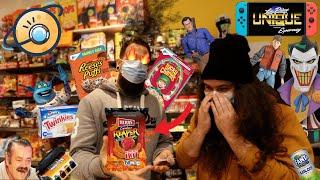 Une boutique de Jeux vidéo, figurines, comics … ET DE LA BOUFFE ?! FNG#6