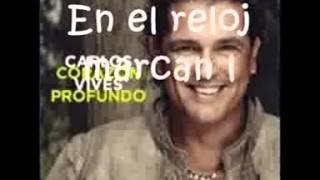 Bailar Contigo - Carlos Vives (LETRA)