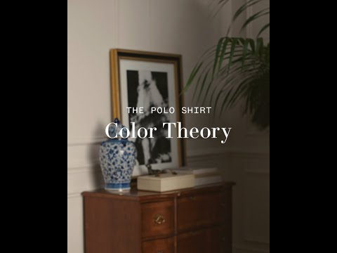 THE POLO SHIRT | Color Theory