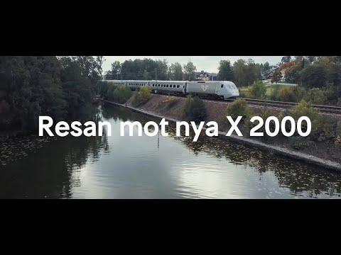 Nya X 2000 - Funktionsanpassning