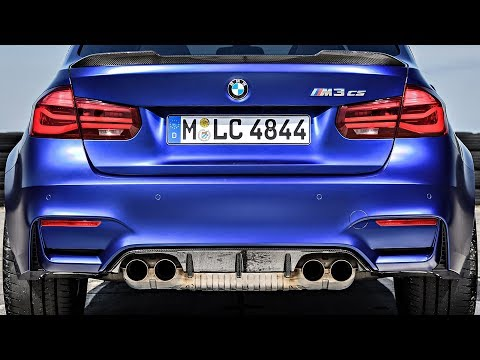 BMW M3 CS (2019) Limited-Run Special-Edition