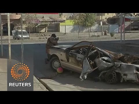 Iraqi forces push further into northeast Mosul