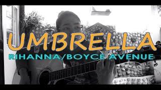 Boyce Avenue  - Umbrella (originally by Rihanna) cover by Charmaine Templo