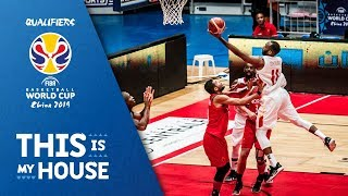 Cameroon v Morocco - Highlights - FIBA Basketball World Cup 2019 - African Qualifiers