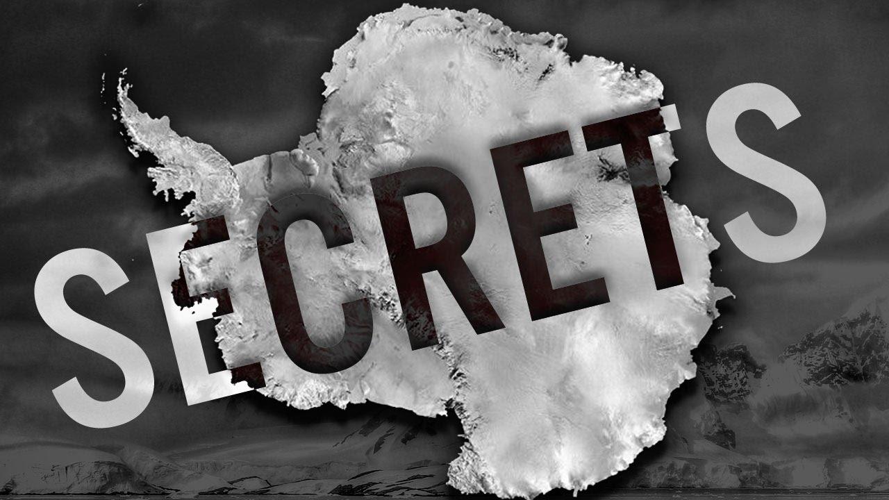 The Real Secrets Hidden in Antarctica... Revealed