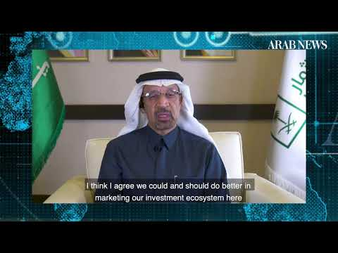 Saudi Minister: We need to do more to market investment opportunities