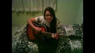 Amanda Leite cantando Nenhum Deus como Tu - Nívea Soares