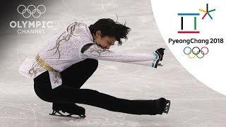 Yuzuru Hanyu (JPN) - Gold Medal   Men's Figure Skating   Free Programme   PyeongChang 2018