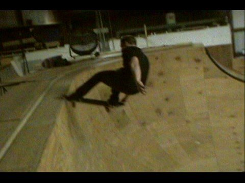 Ghetto Skateboards' Chris Lehman rip/n/kill