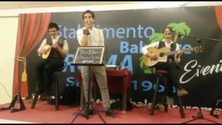 Trio Monti Live@Fiori Trasteverini (25.7.17 Tor San Lorenzo)