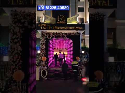 3D LED Entry Wedding decoration Chennai | Bangalore | Hyderabad | Coimbatore +91 81225 40589