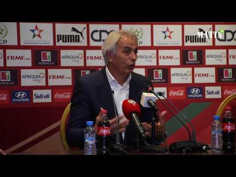 Video : Vahid Halilhodzic : «C'est inacceptable d'encaisser trois buts à domicile !»