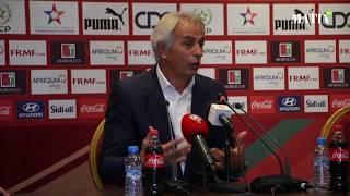 Vahid Halilhodzic : «C'est inacceptable d'encaisser trois buts à domicile !»