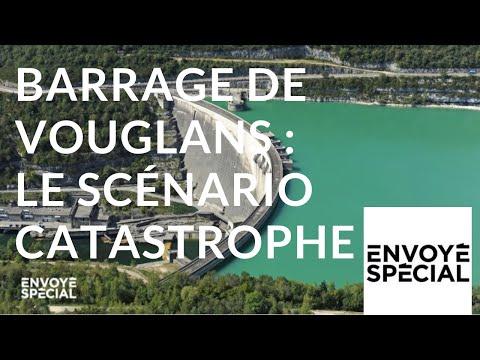 nouvel ordre mondial | Envoyé spécial. Barrage de Vouglans : le scénario catastrophe - 13 septembre 2018 (France 2)