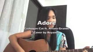 Cashmere Cat ft. Ariana Grande - Adore (Cover)