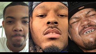 G Herbo and Internet REACTS to Montana of 300 GoFundMe for #whorunit Remix, DJ Paul Ends Challenge