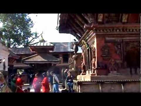 CHANGU NARAYAN TEMPLE IN THE KATHMANDU VALLEY, NEPAL.