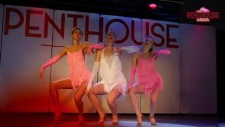 Ballet Show Penthouse Arena (Kiev, Ukraine)