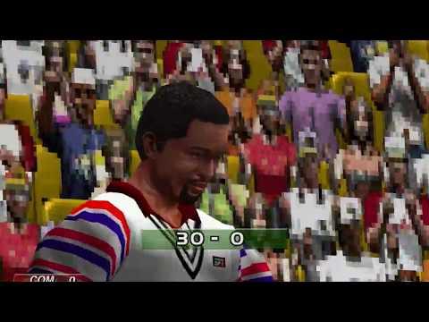 Virtua Tennis (Arcade Mode: MASTER) (Hitmaker, Strangelite) (Windows) [2002] PC Longplay
