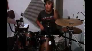 La vida del leon - Maximo grado (drums covers)