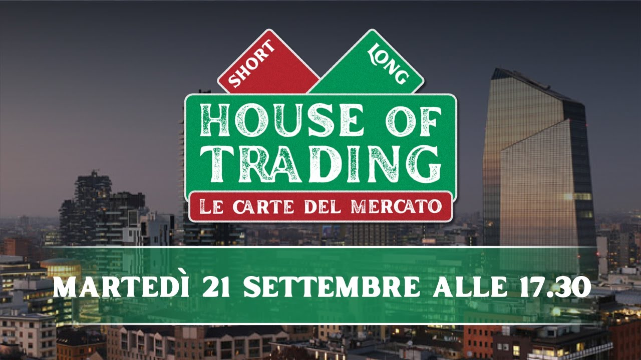 House of Trading: oggi in sfida Nicola Para ed Enrico Lanati