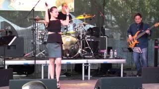 [HD] Zséda - Dance (Budapest, Pálinkafesztivál 2013-05-18)