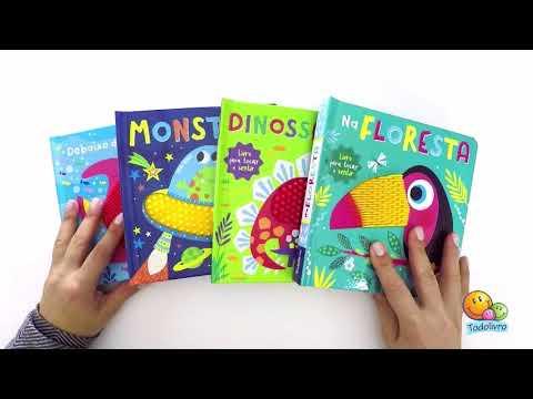 Na Ponta dos Dedos : Monstros Editora Todolivro