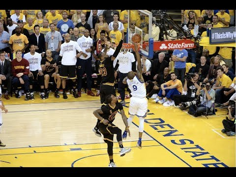 Two Years Ago the Cavs Came Back from 3-1 to Beat Warriors, Win NBA Finals