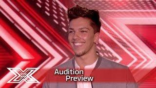 Preview: Louis Tomlinson doppelgänger Matt Terry belts out Ben E. King | The X Factor 2016