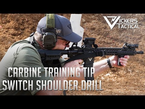 BCM Training Tip: Switch Shoulder Drill