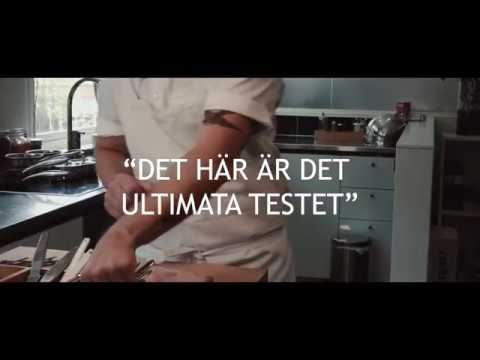 Sebastian Gibrand - Deltagare i Bocuse d ´Or Sverige 2017