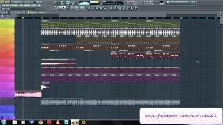 Fl Studio Remake: Deepside Deejays - Look into my eyes [NoiseTeck Remake]