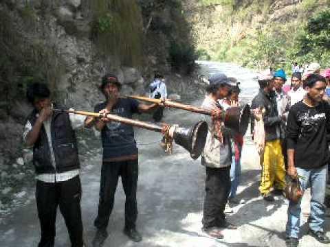 Tibetan Band.AVI