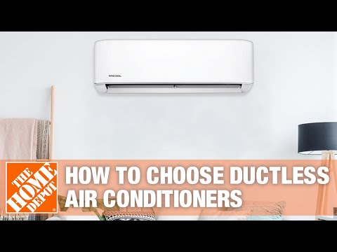 Learn how to choose a ductless vents.