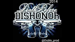 Death Before Dishonor Instrumental (Sep. 2014) - Hip Hop - @Dublo_prod