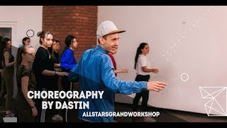 Tonight -John Legend Choreography by Dastin All Stars Grand Workshop 2018