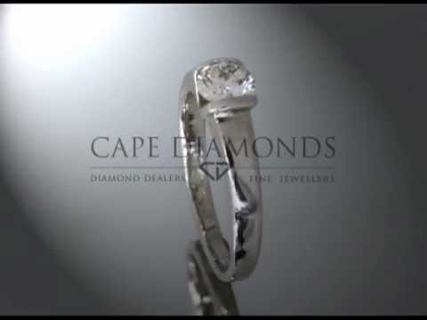 Soul ring,joel graham,ideal cut diamond,platinum,engagement ring