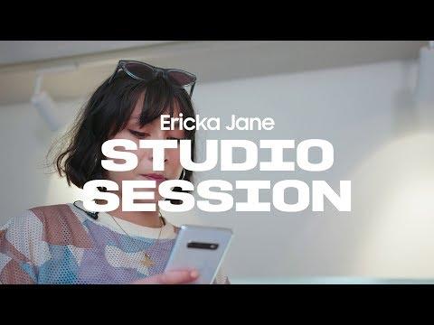 Teaser: I studiet med Ericka Jane – Samsung Music Galaxy