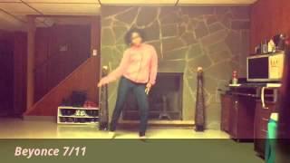 K Fanatic, Beyonce 7/11: Matt Steffanina dance cover