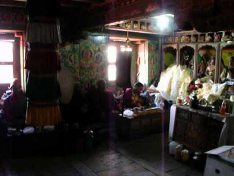 Everest Trek – Nepal – Buddhist Monk Chanting