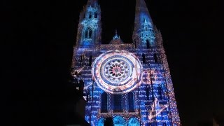 Chartres Festival of Lights - Chartres en lumières